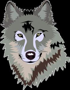 wolf-161987_640